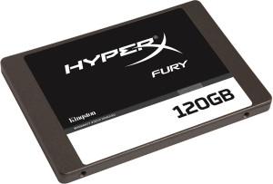 Kingston HyperX FURY SSD 120GB
