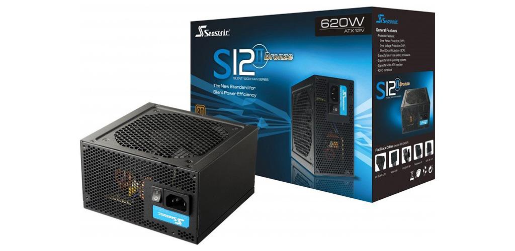 Nejlepší PC zdroje v poměru cena / výkon - 2016