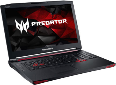 Acer Predator 17 NX.Q03EC.001