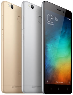 Xiaomi Redmi 3S Prime / Global