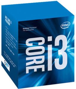Intel Core i3-7100