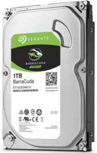 Seagate BarraCuda 1TB, ST1000DM010