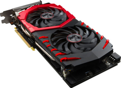MSI GeForce GTX 1080 GAMING+ 8G