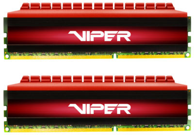 Patriot Viper 4 Series DDR4 16GB (2x8GB) 3000MHz