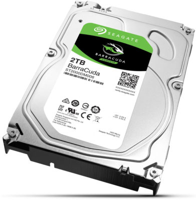 Seagate BarraCuda 2TB, ST2000DM006