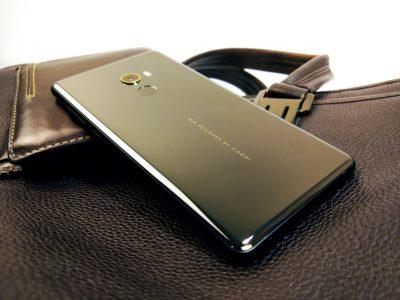 Design Xiaomi Mi MIX 2