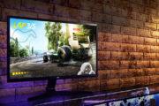 Nejlepší herní Full HD monitory - zima 2017/18