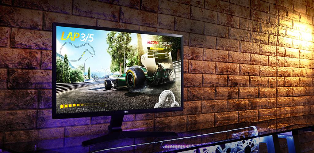 Nejlepší herní Full HD monitory - 2018