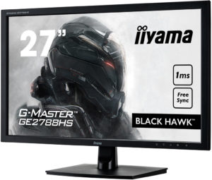 iiyama G-Master Black Hawk GE2788HS-B2
