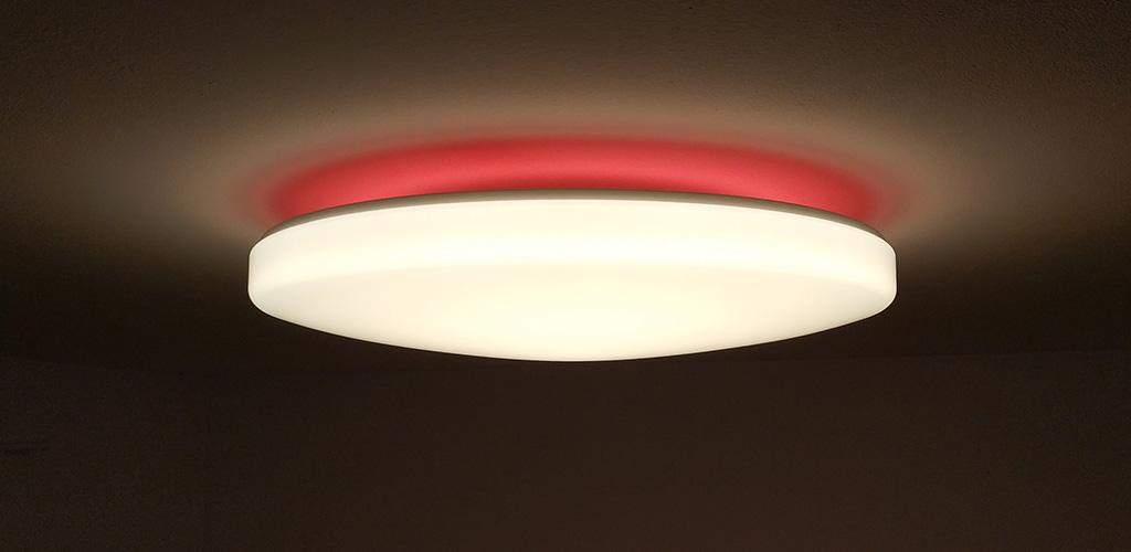 Recenze Xiaomi Yeelight MOON - neuvěřitelně moderní stropní světlo