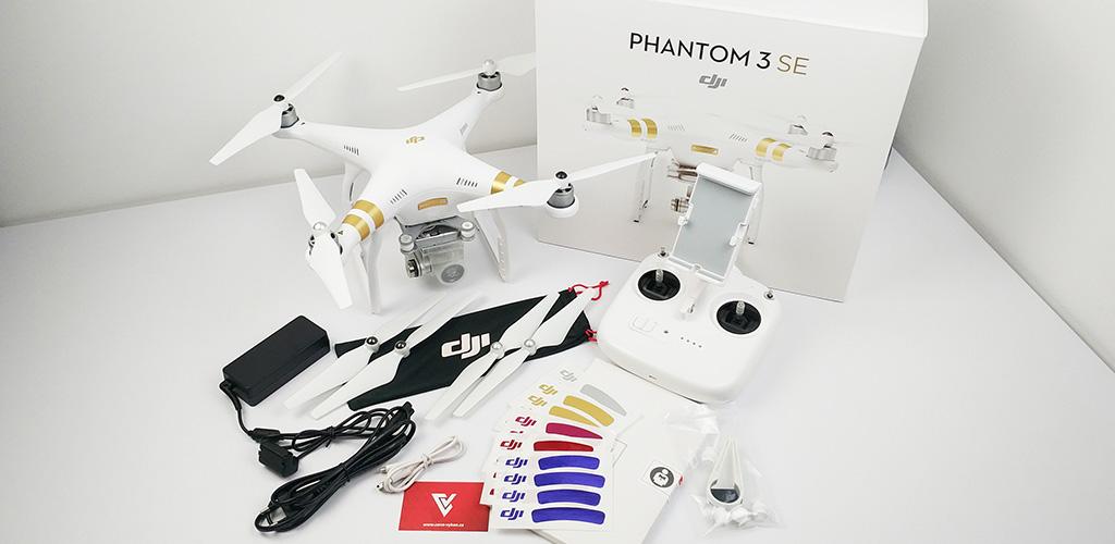 Nejlepší dron do 15 000 Kč - jaro 2018