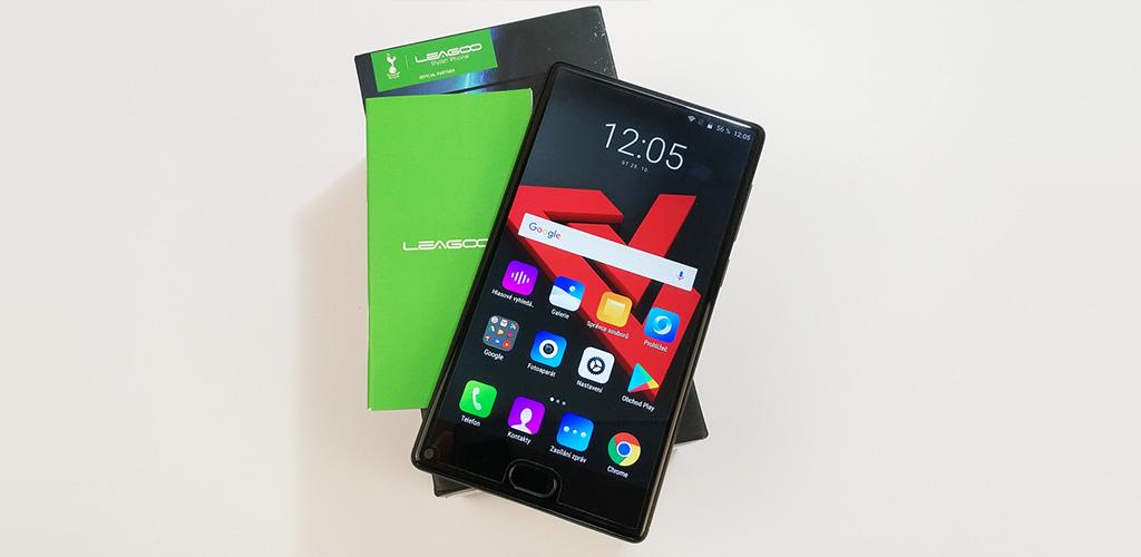 Soutěž o mobilní telefon Leagoo Kiicaa Mix