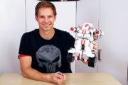Xiaomi MiTu Robot Builder - neodolatelná stavebnice pro malé i velké