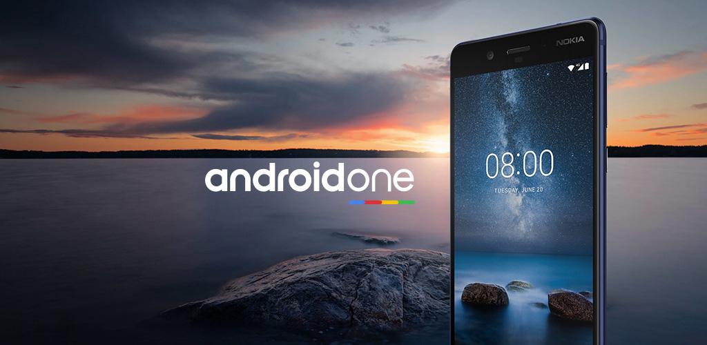 Mobilní telefony Android One