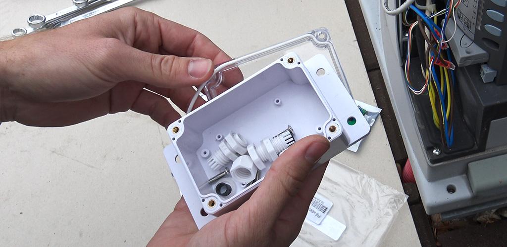 Voděodolná montážní krabička Sonoff IP66