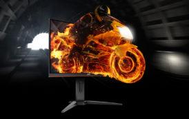 Nejlevnější herní monitor - zima 2018/19