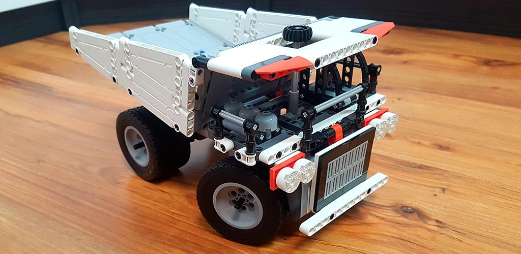 Xiaomi MiTu Mining Truck - nejen cenově lákavá stavebnice