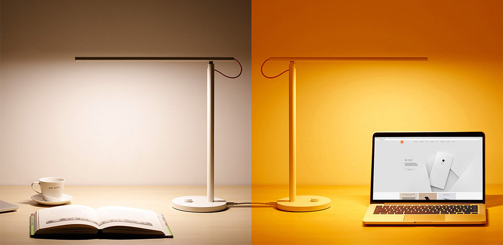 Xiaomi Mi LED Desk Lamp - chytrá stylová lampička