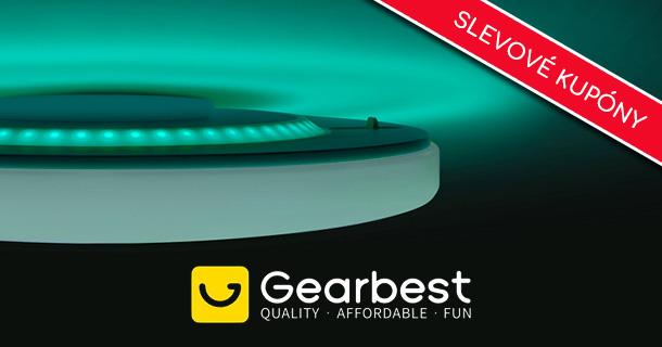 Slevové kupóny GearBest.com
