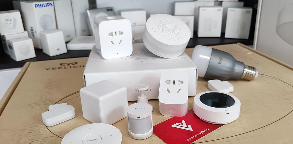 Xiaomi Smart Home! Vysvětlení, výhody, nevýhody