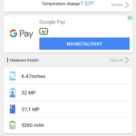 Výkon Xiaomi Mi Note 10 v AnTuTu