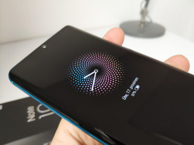Xiaomi Mi Note 10 - Always On Display