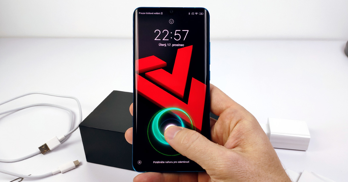 Recenze Xiaomi Mi Note 10 - nejlepší fotomobil současnosti?