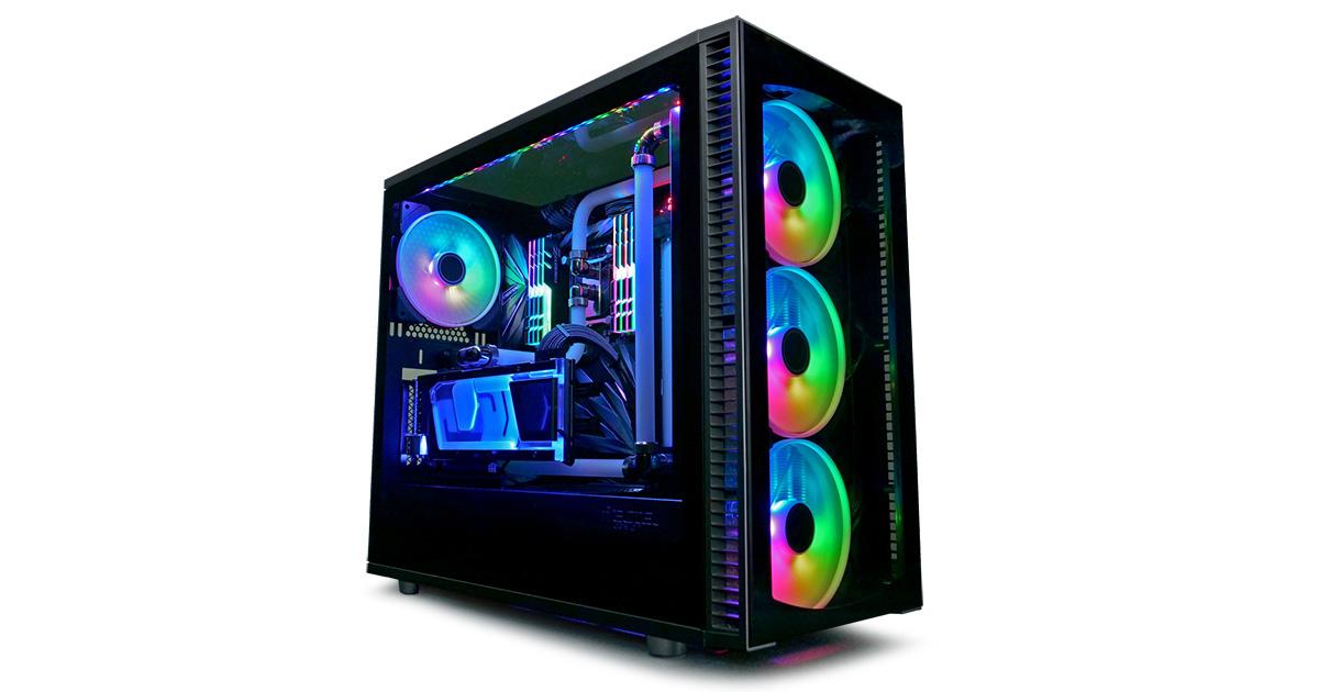 Nejlepší PC sestavy