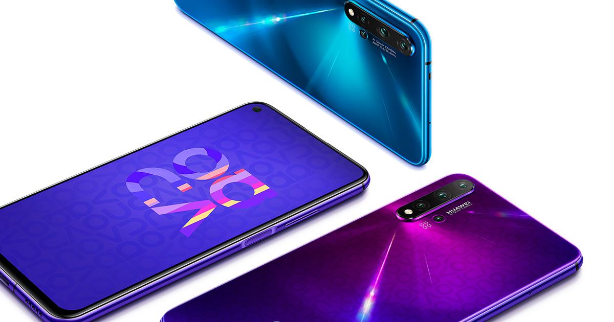 Nejlepší mobilní telefony do 10 000 Kč - zima 2019/20