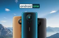 Mobilní telefony Android One - květen 2021
