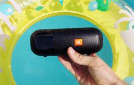 JBL Tuner 2 - nejlevnější voděodolné DAB+ rádio
