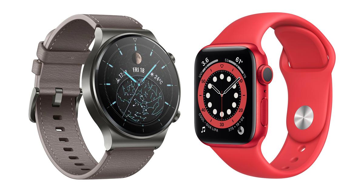 Nejlepší chytré hodinky a náramky