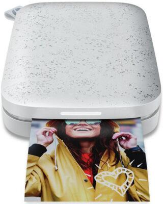 HP Spocket 200 Photo Printer Luna Pearl
