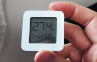 Recenze Xiaomi Mi Temperature and Humidity Monitor 2