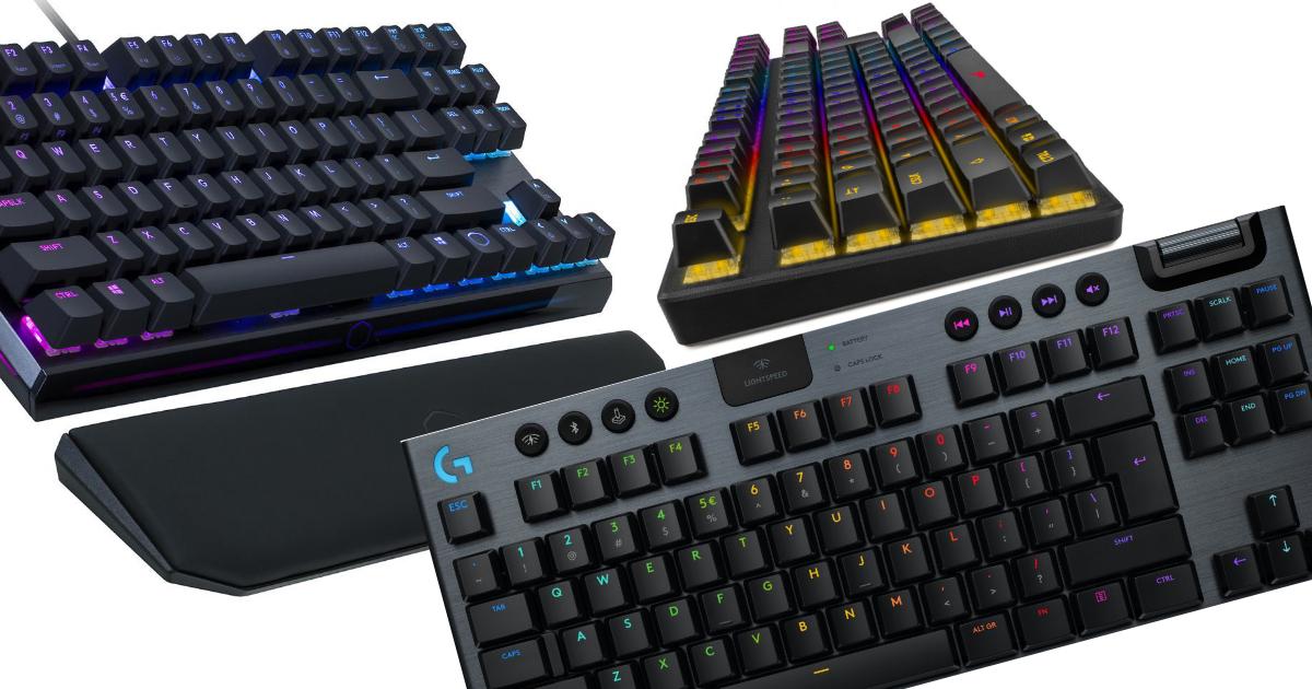 Nejlepší herní klávesnice od 1000 do 7000 Kč - zima 2020/21