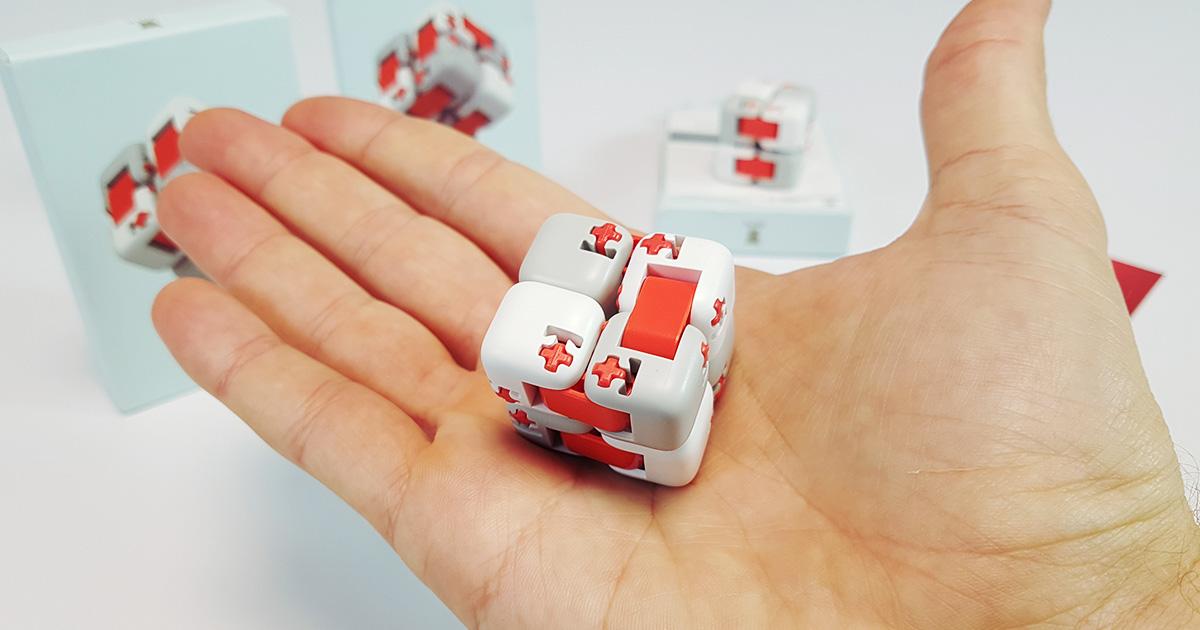 Antistresová pomůcka od Xiaomi - MiTu Fidget Cube
