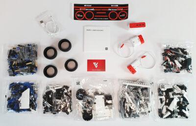 Xiaomi MiTu Racing Car - obsah balení