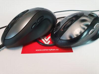 Povrch MX518 (2019) vs. MX518 (2005)