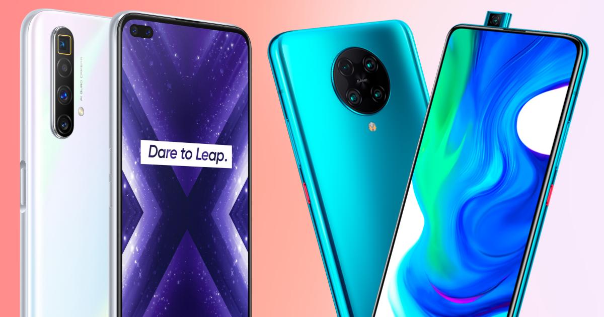 Nejlepší mobilní telefony do 10 000 Kč - zima 2020/21