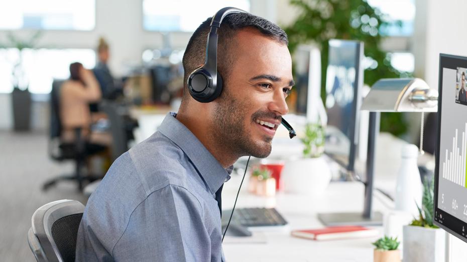 Nejlepší kancelářská sluchátka od 500 do 1500 Kč - 2021