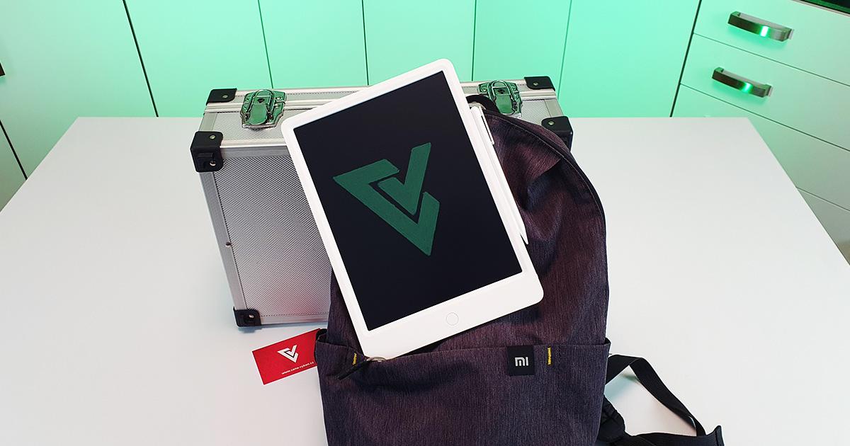 Levná kreslící tabulka - Xiaomi Mi LCD Writing Tablet