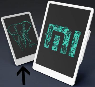10palcový Xiaomi Mi LCD Writing Tablet