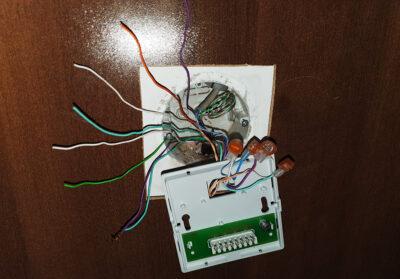 12žilový telekomunikační kabel - O2 přívod do nemovitosti