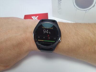 Nepřesný oxymetr hodinek Asus VivoWatch SP