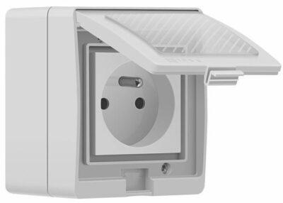 Chytrá a voděodolná zásuvka Sonoff S55